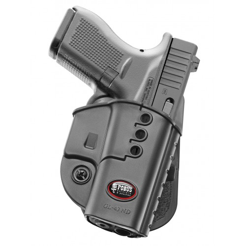 Fobus Glock 43 Tabanca Kılıfı ND Serisi