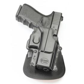 Fobus Glock 17, 19, 22, 23, 31, 32, 34, 35 Solak Tabanca Kılıfı